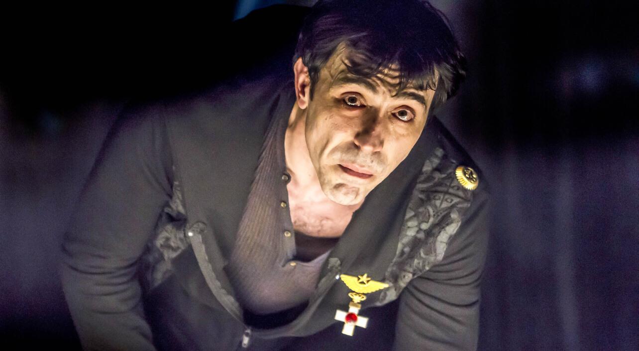 Israel Elejalde protagoniza Hamlet, uno de los montajes más esperados sobre las tablas de Teatro Pavón Kamikaze