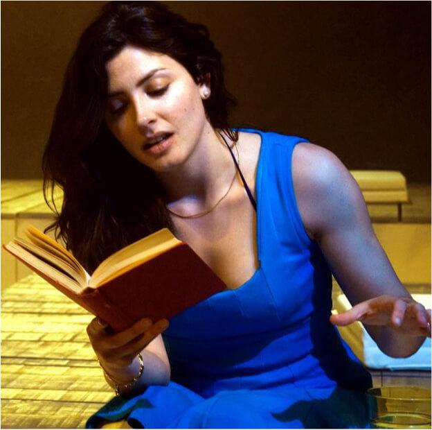 Bárbara Lennie formó parte del reparto de este montaje que ganó 5 Premios Max en 2012