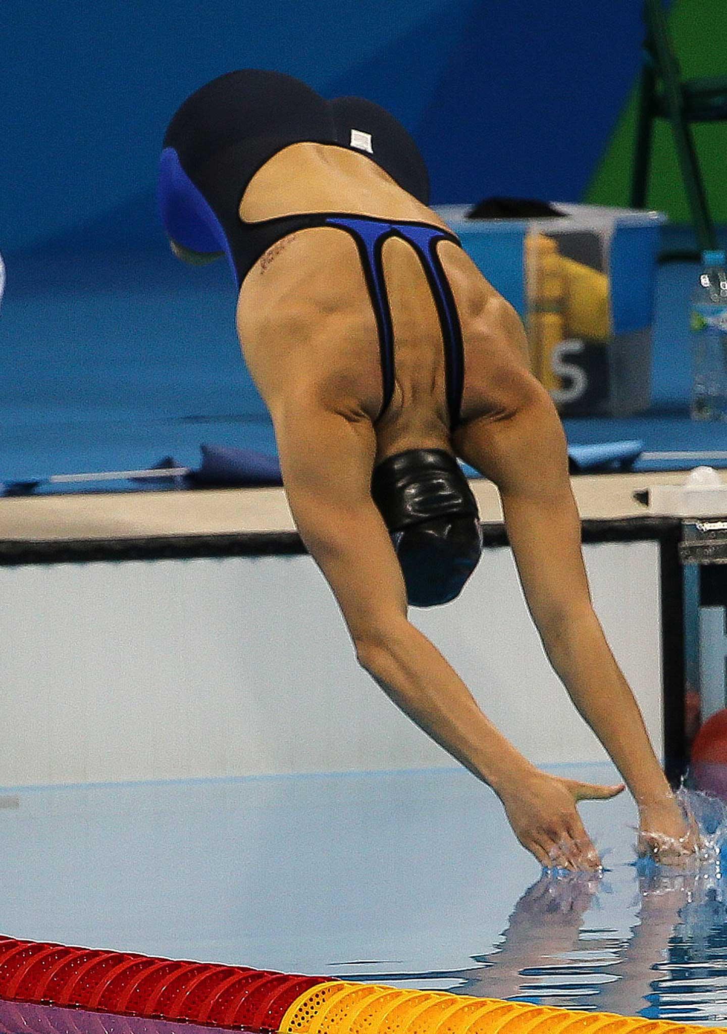 100 metros femenino libre S8