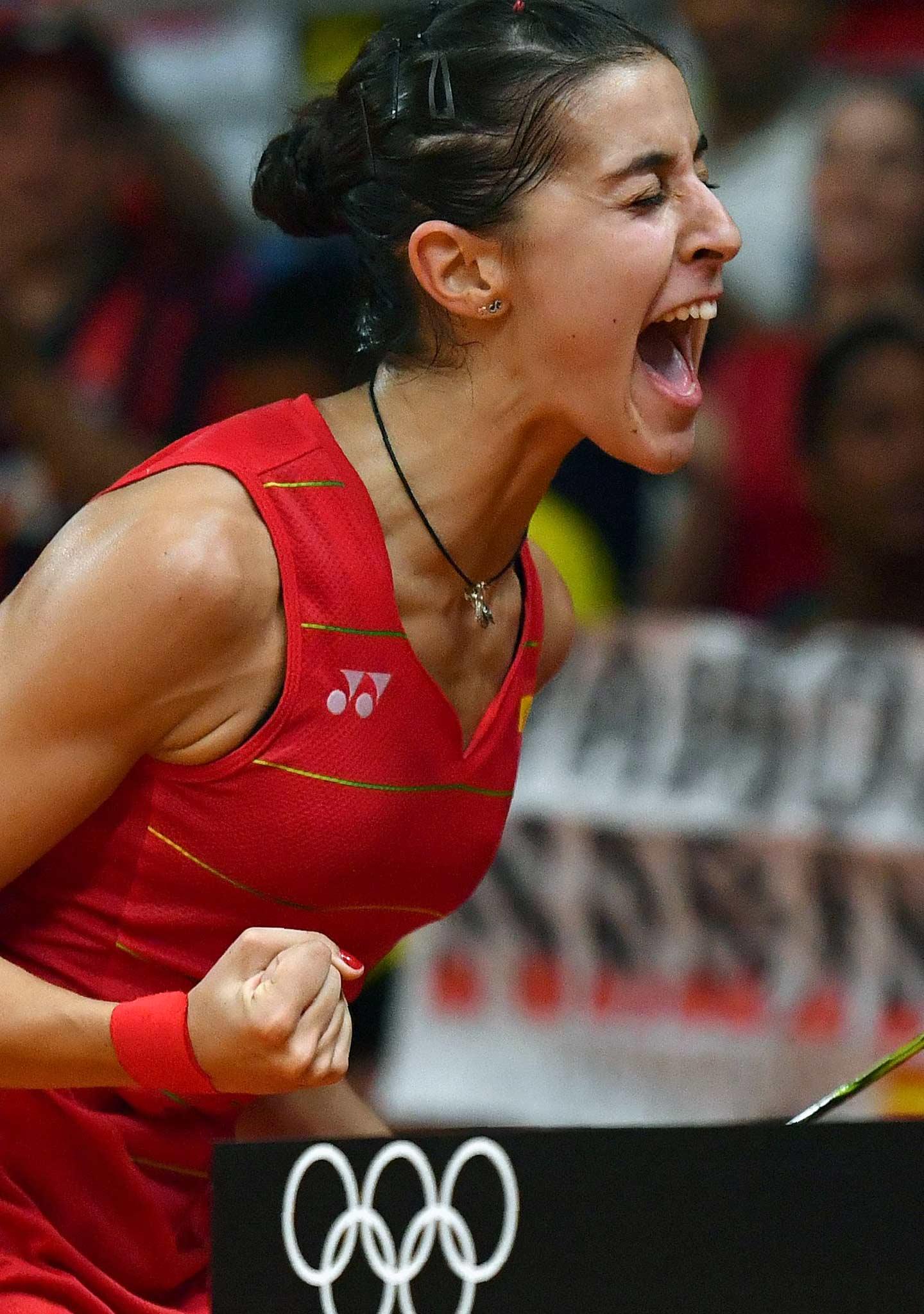 Carolina Marín, a por la final
