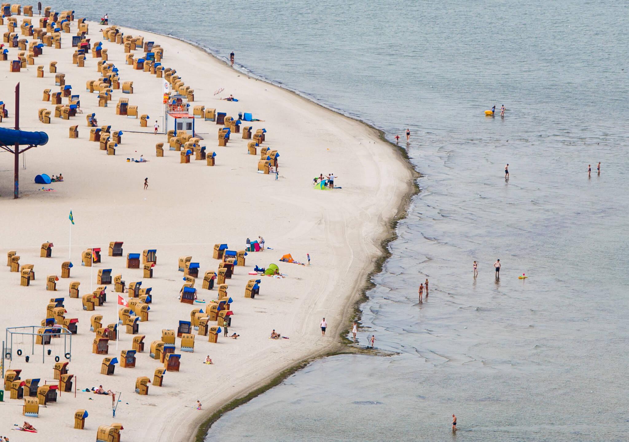 Cual playa del Mediterráneo