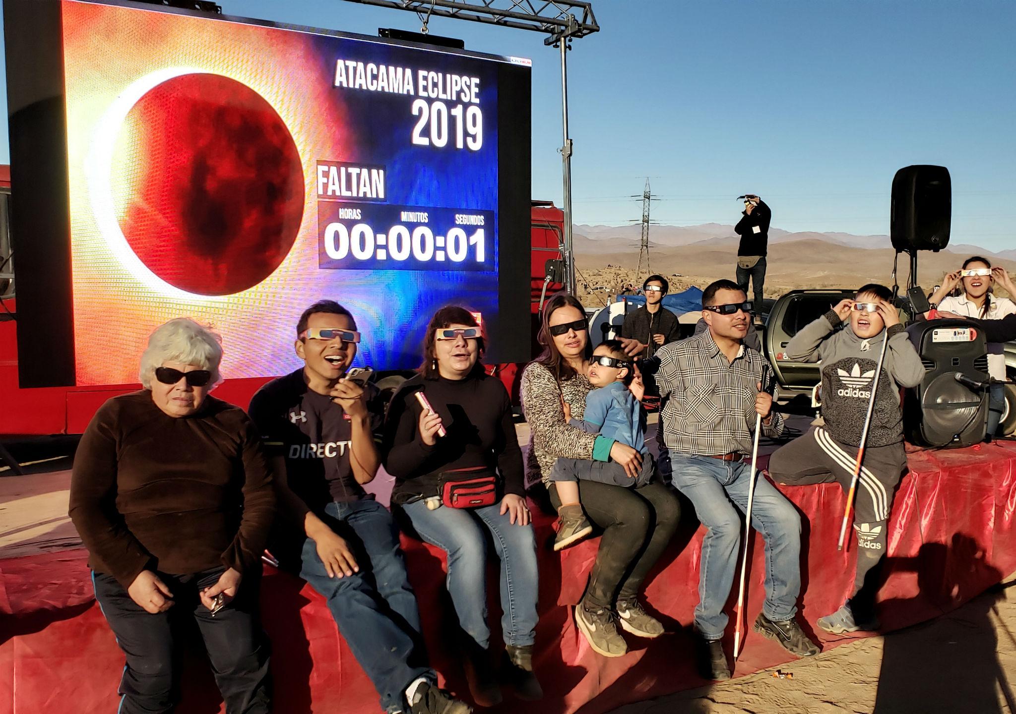 Cuenta atrás en Cachiyuyo (Chile)