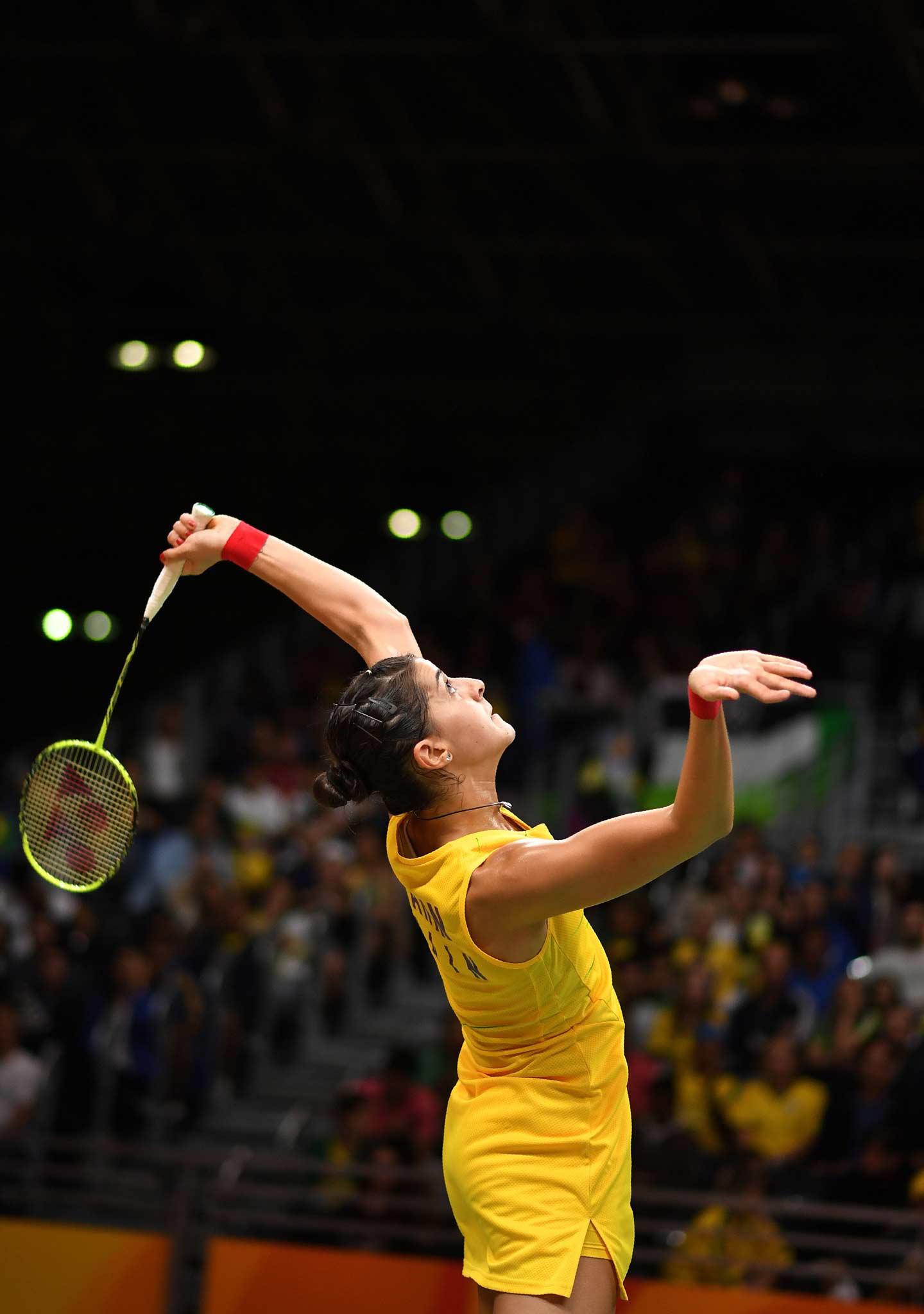 Debut de Carolina Marín en Río con victoria