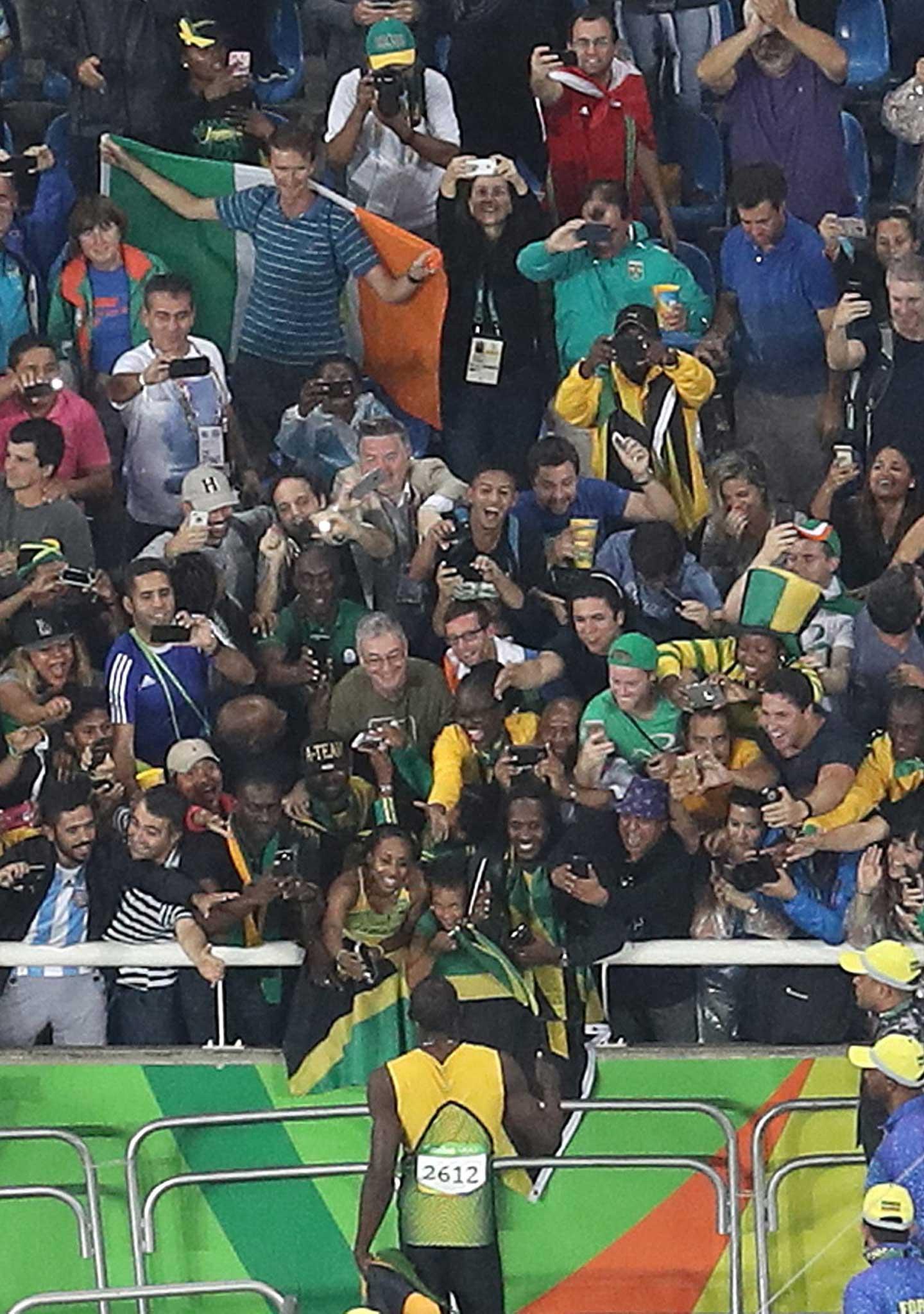 El héroe de Río