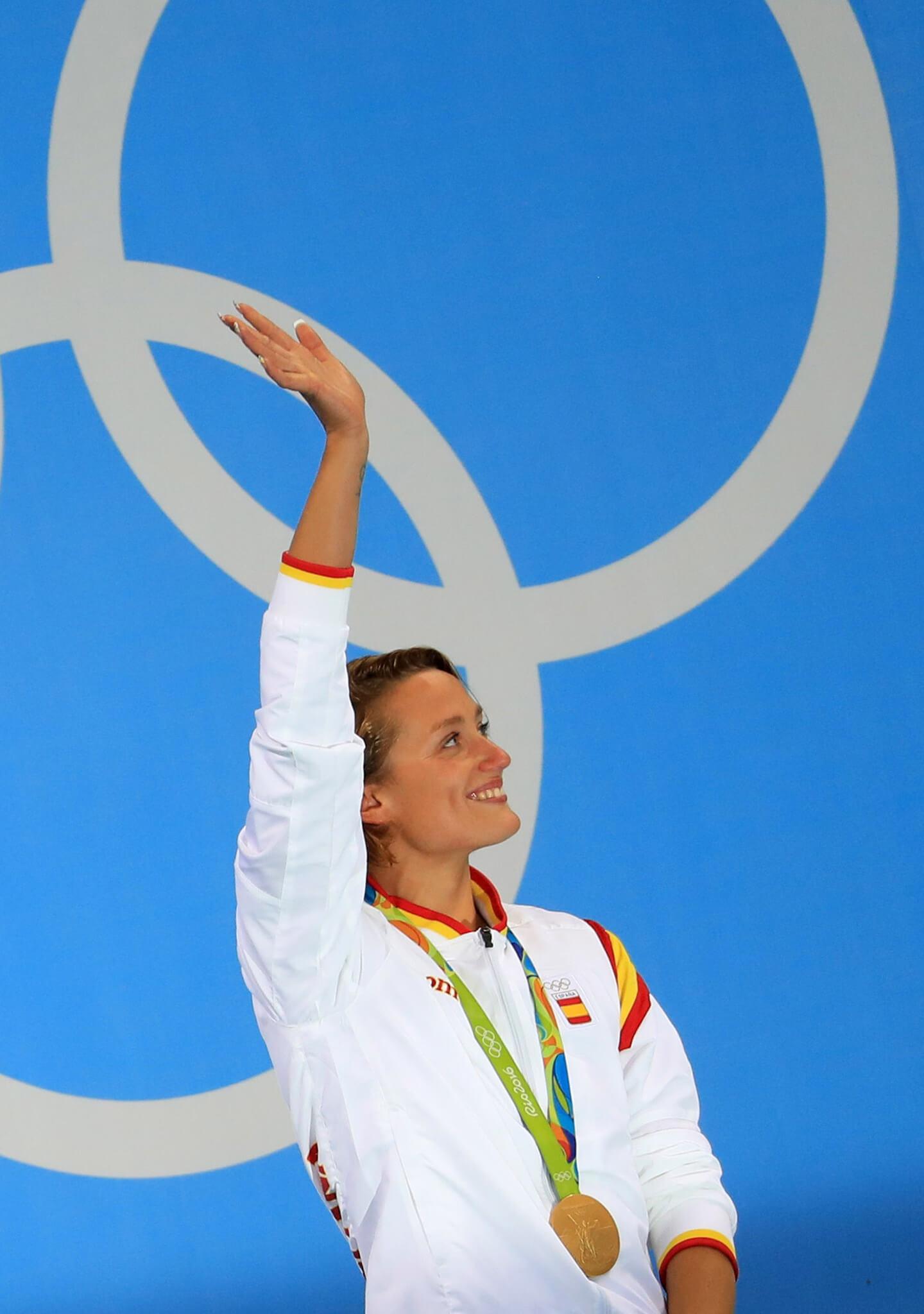 El primer oro de los Juegos para España