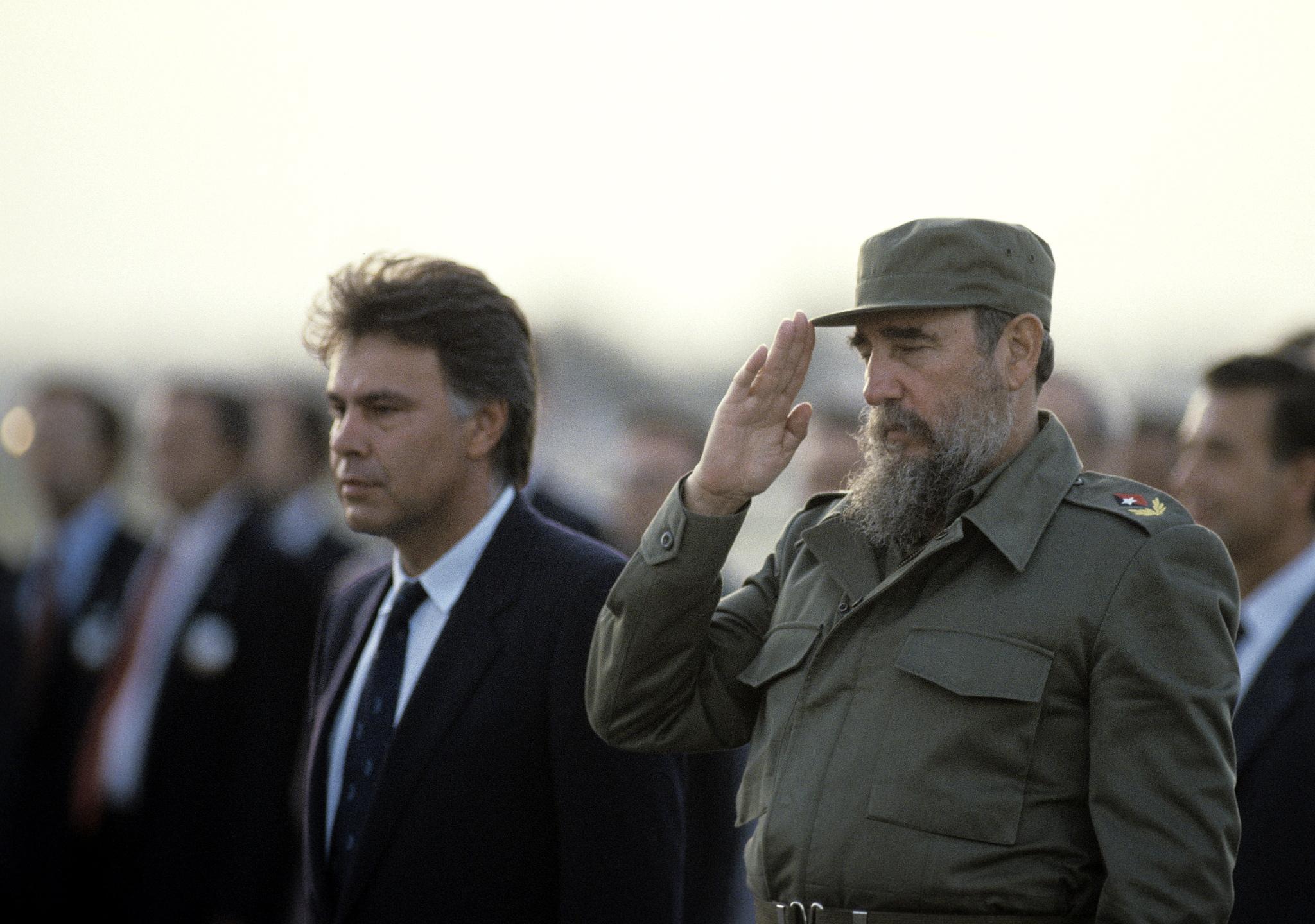 Felipe Gónzalez estuvo en 1986