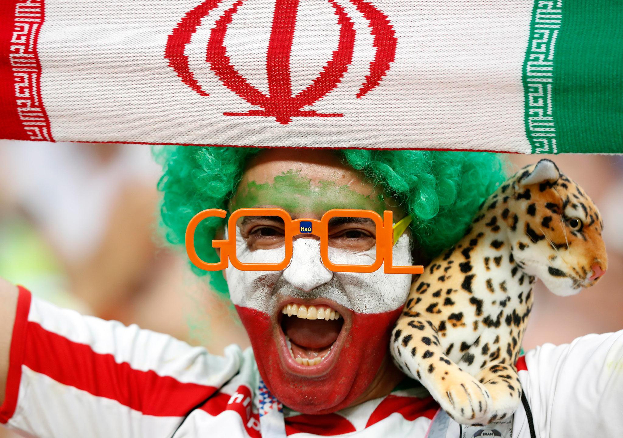 Irán dando guerra hasta el final