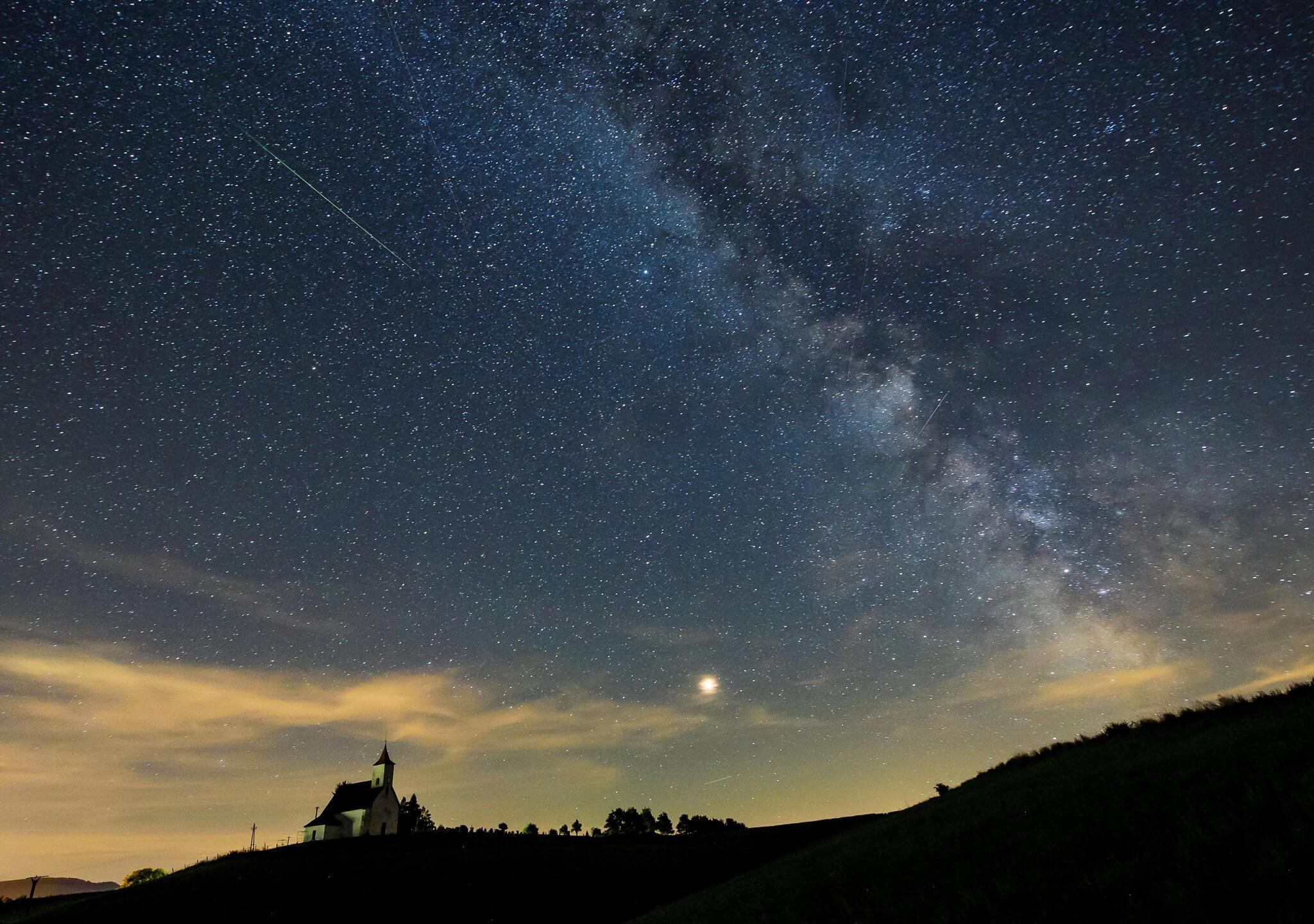Irradiando de una constelación
