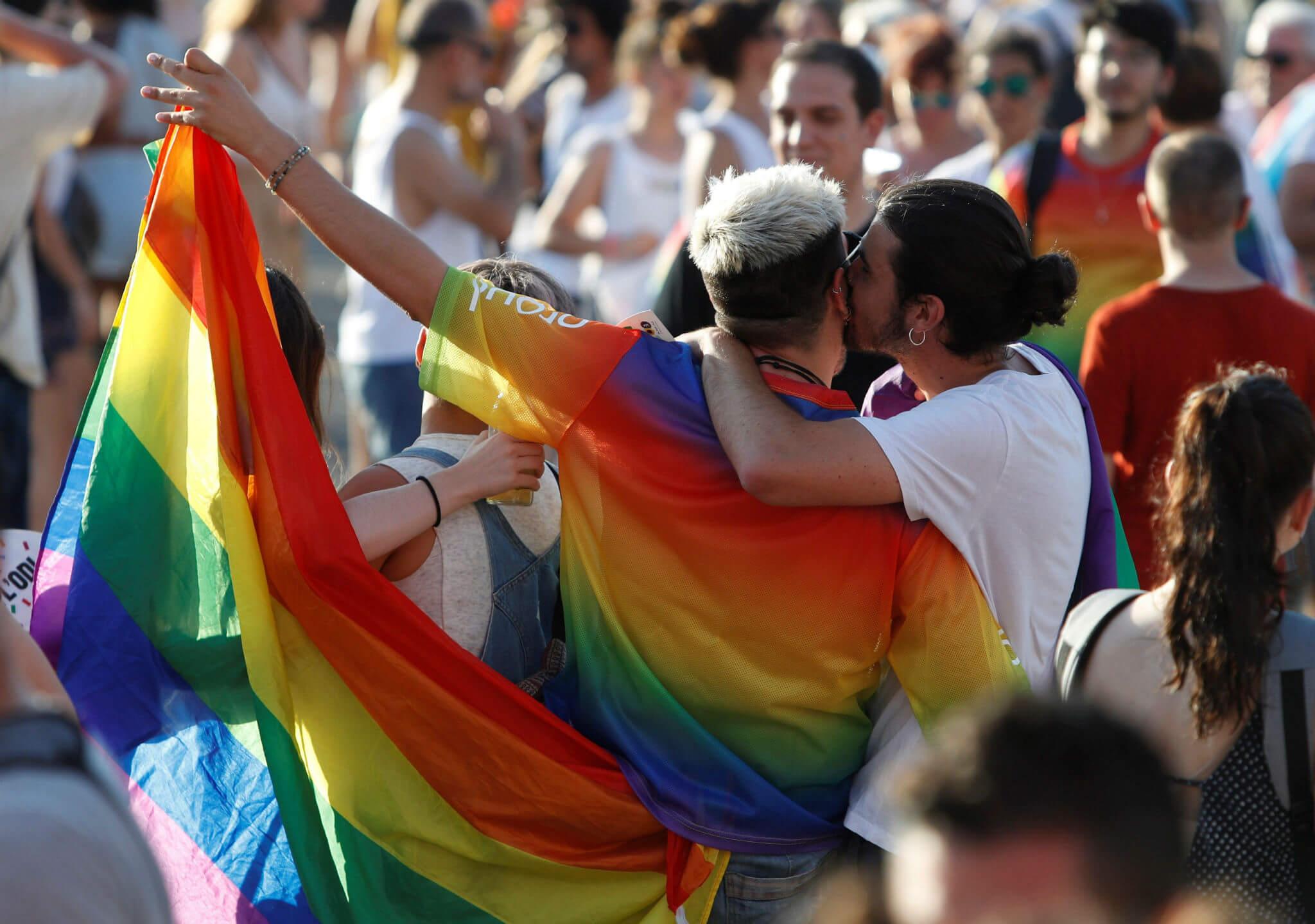 La celebración del Orgullo en todo el planeta