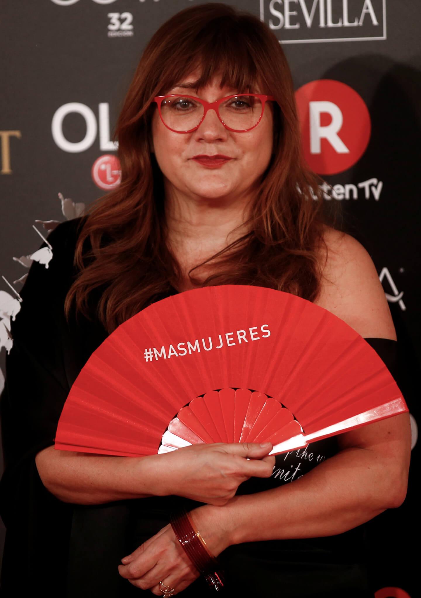 La directora Isabel Coixet. nominada por 'La librería'