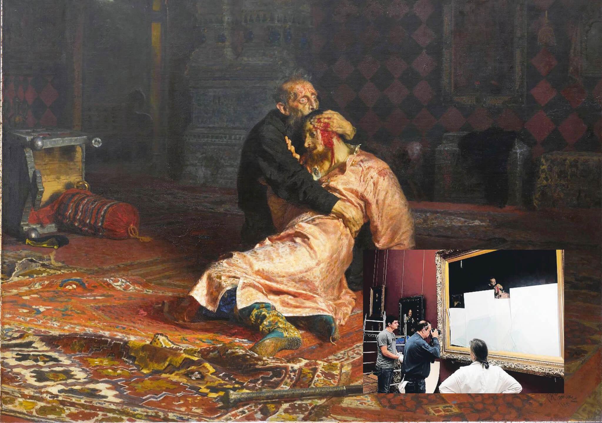 La leyenda sobre Iván el Terrible