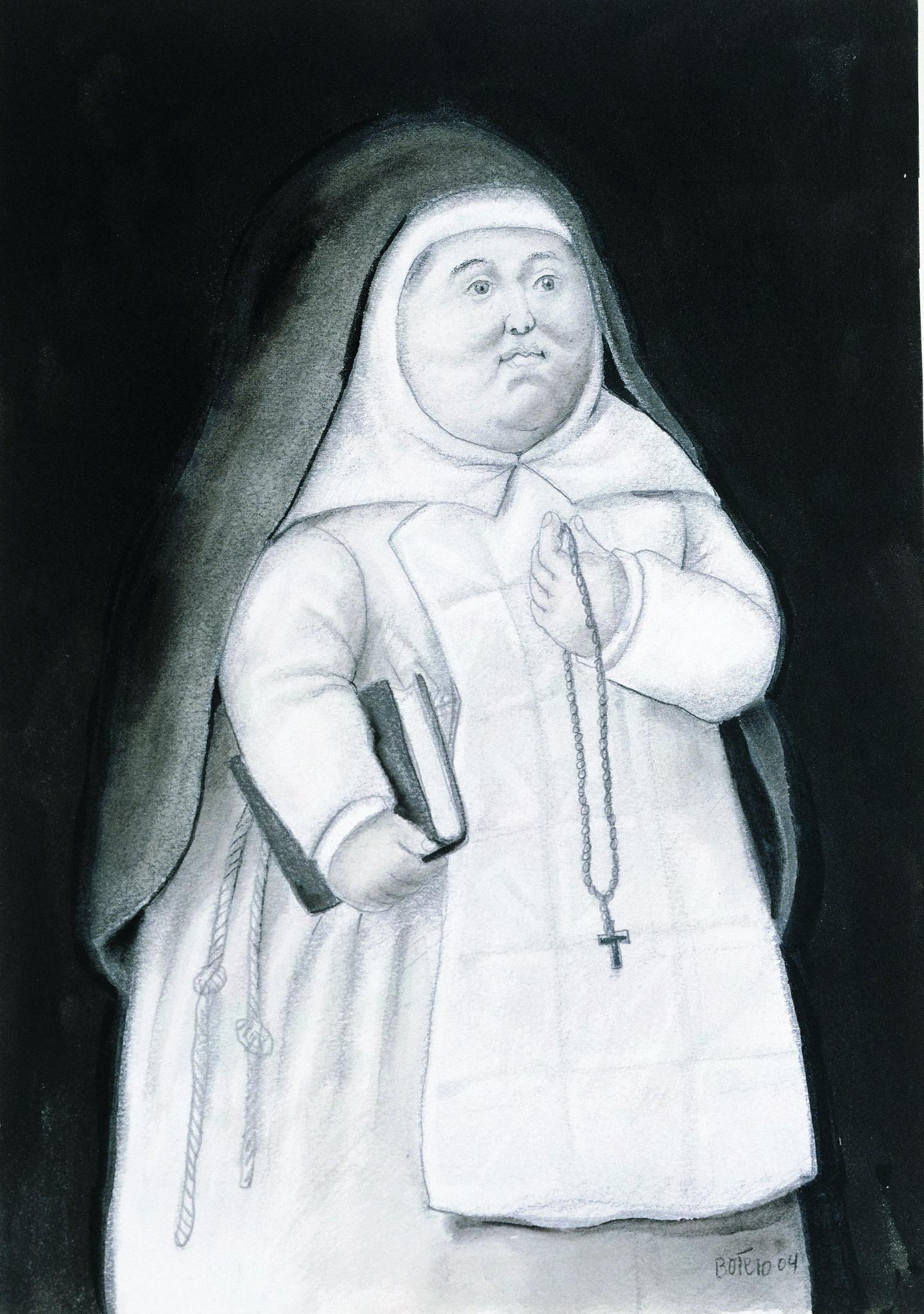 Las mujeres de Botero no son gordas