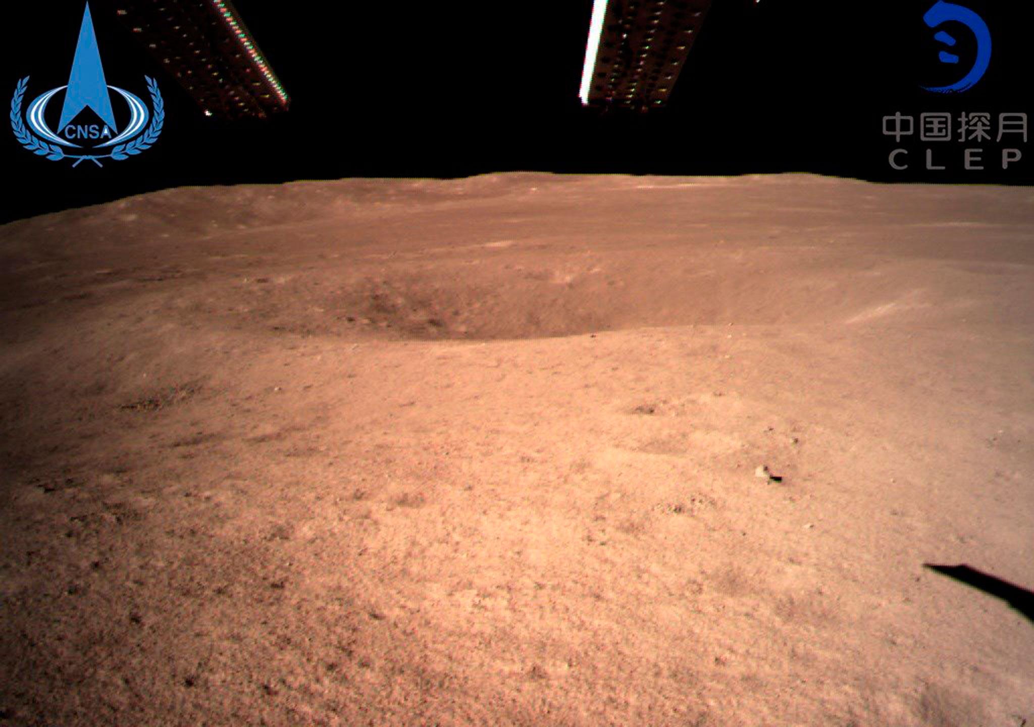 Lo que nunca vimos de la Luna