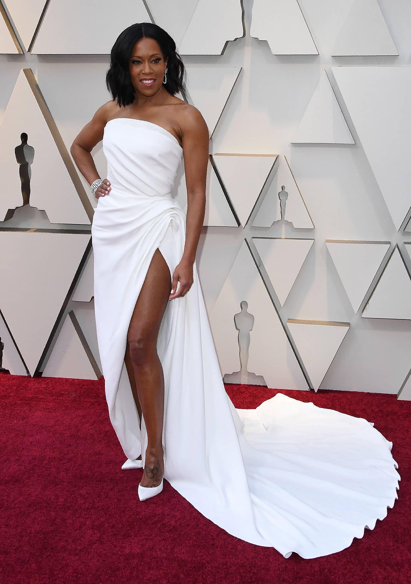 Oscar 2020 La Alfombra Roja Regina King