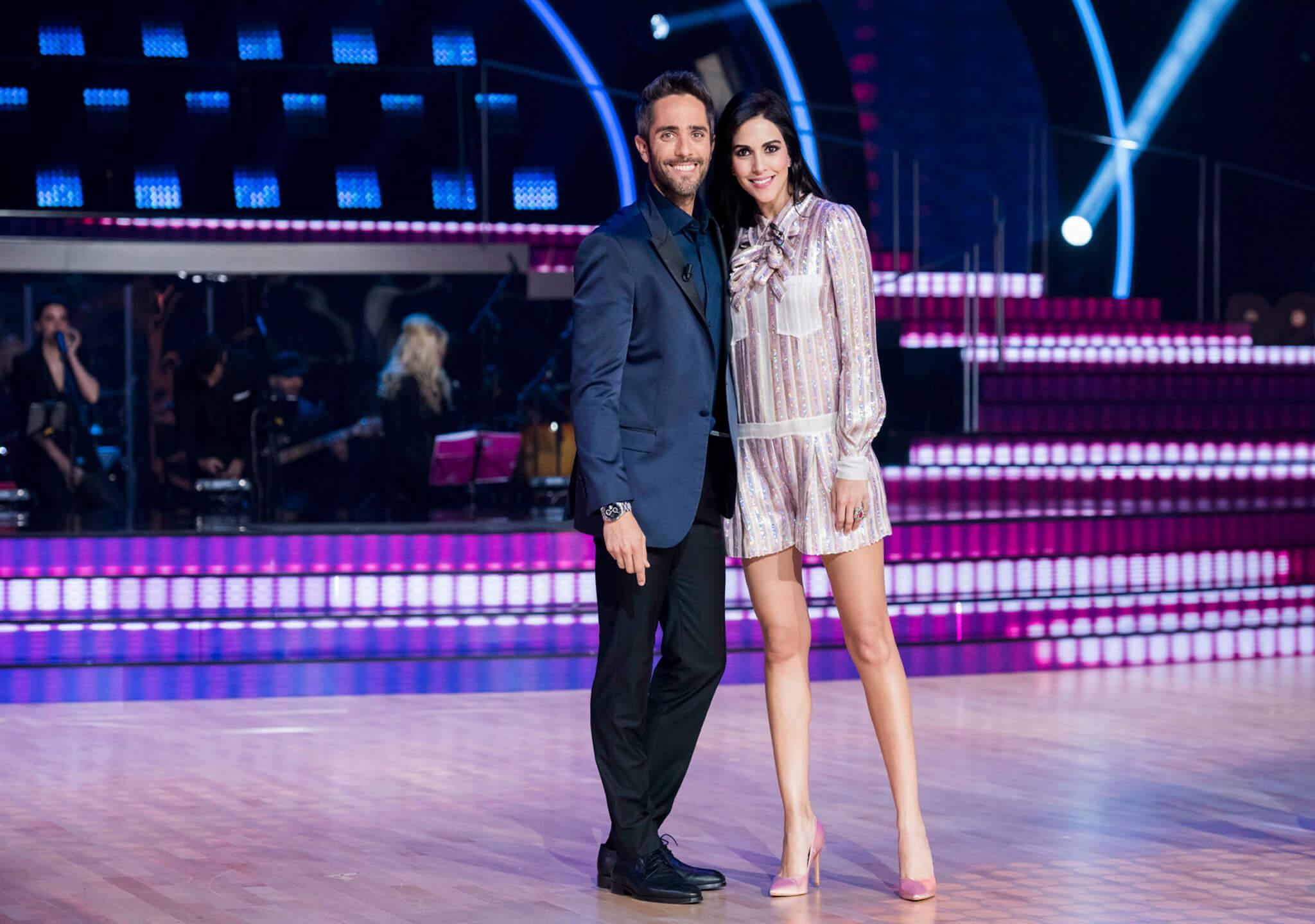 Roberto Leal y Rocío Muñoz