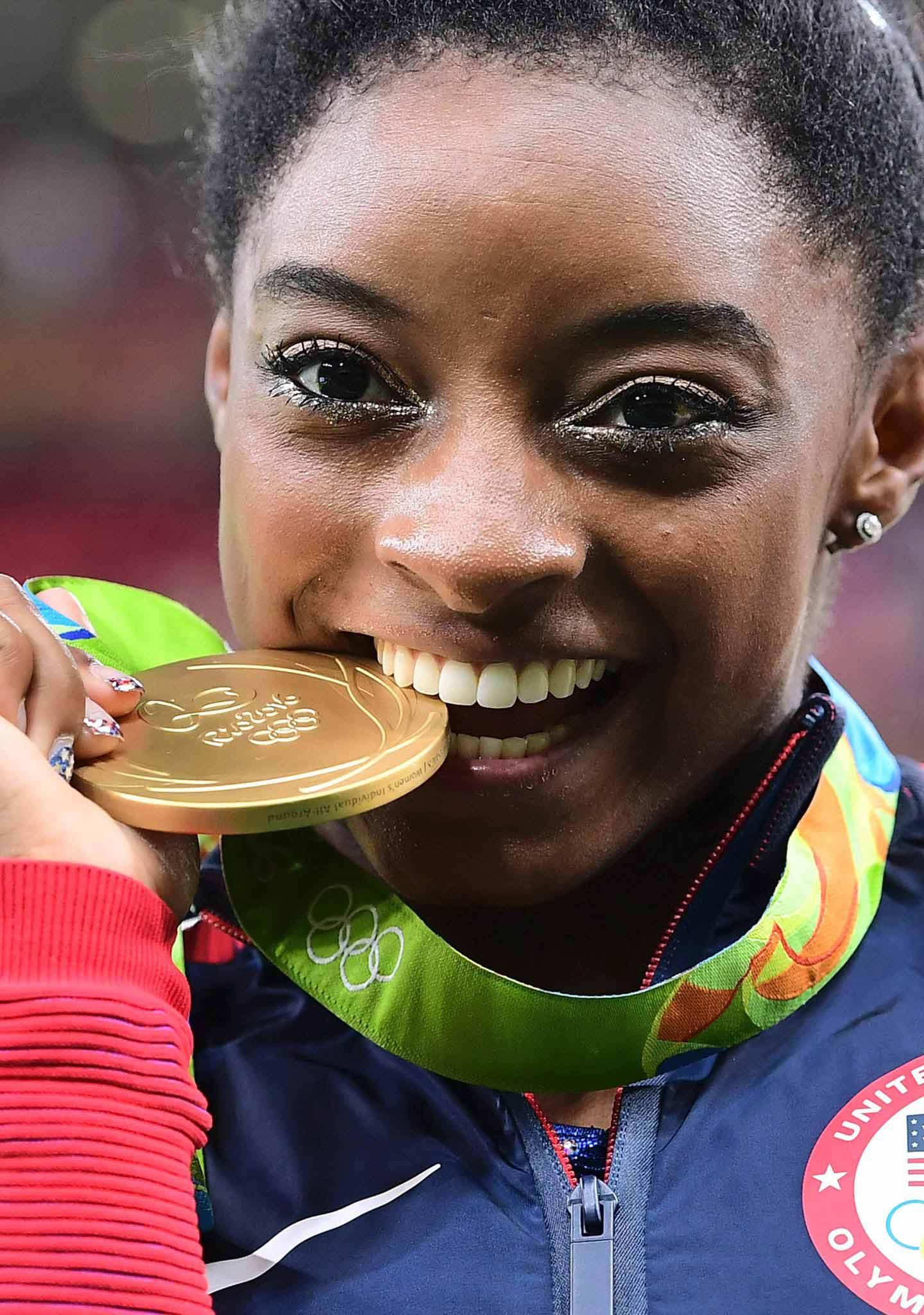 Simone Biles, la revelación de Río 2016