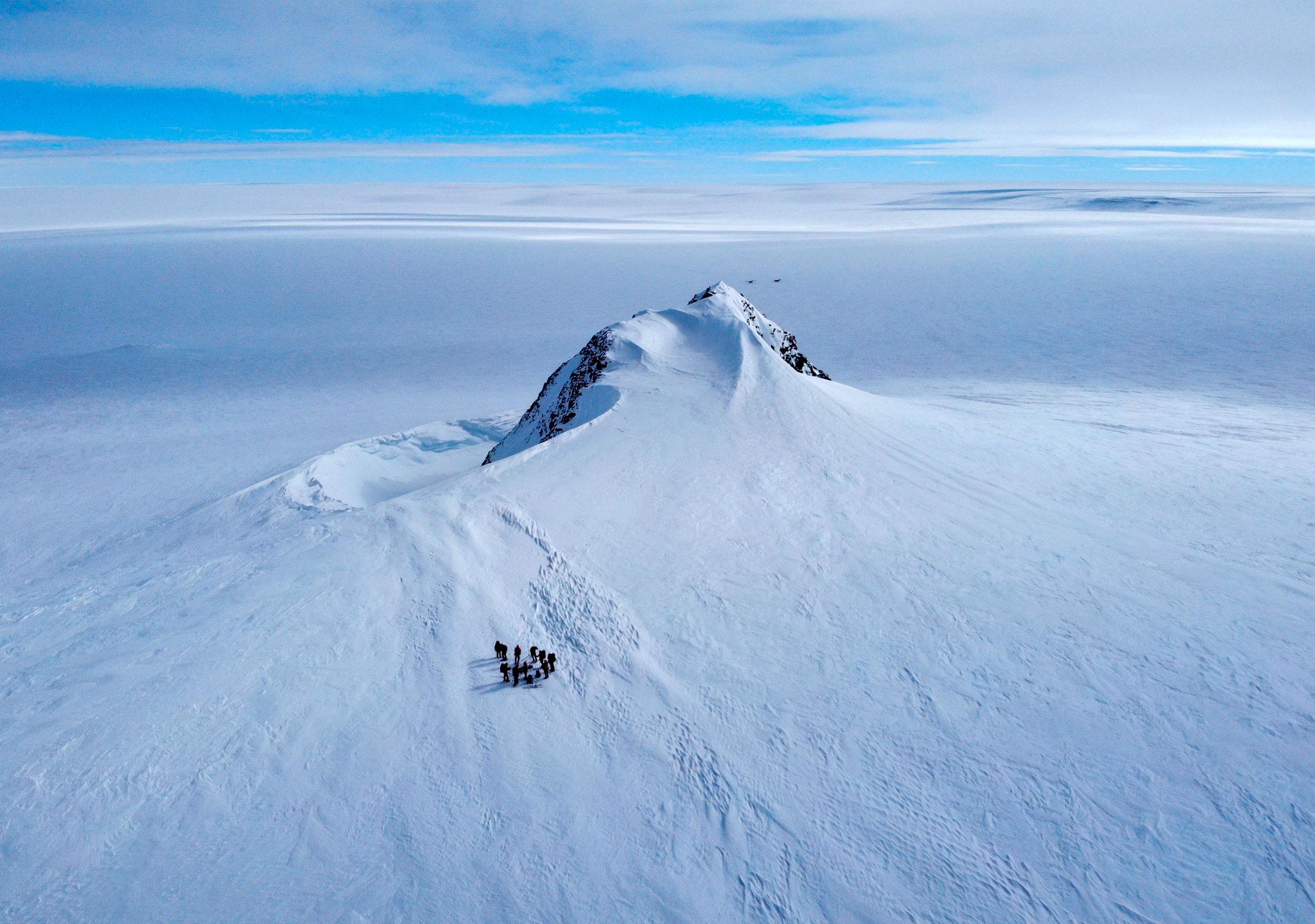 Un mar de hielo de oportunidades para la ciencia