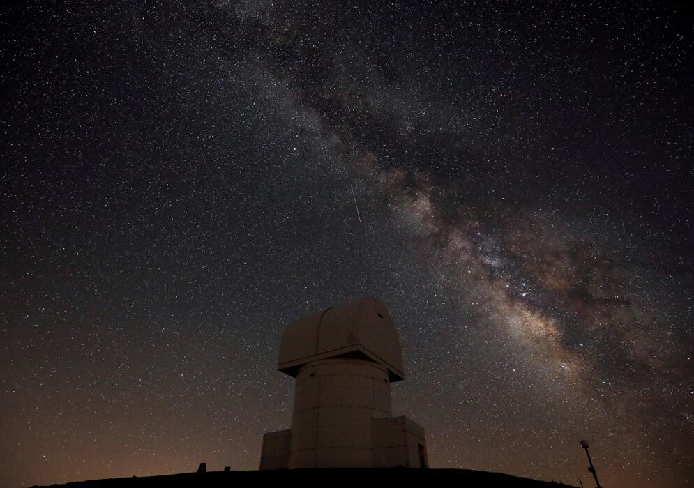 Un mundo de fenómenos celestes