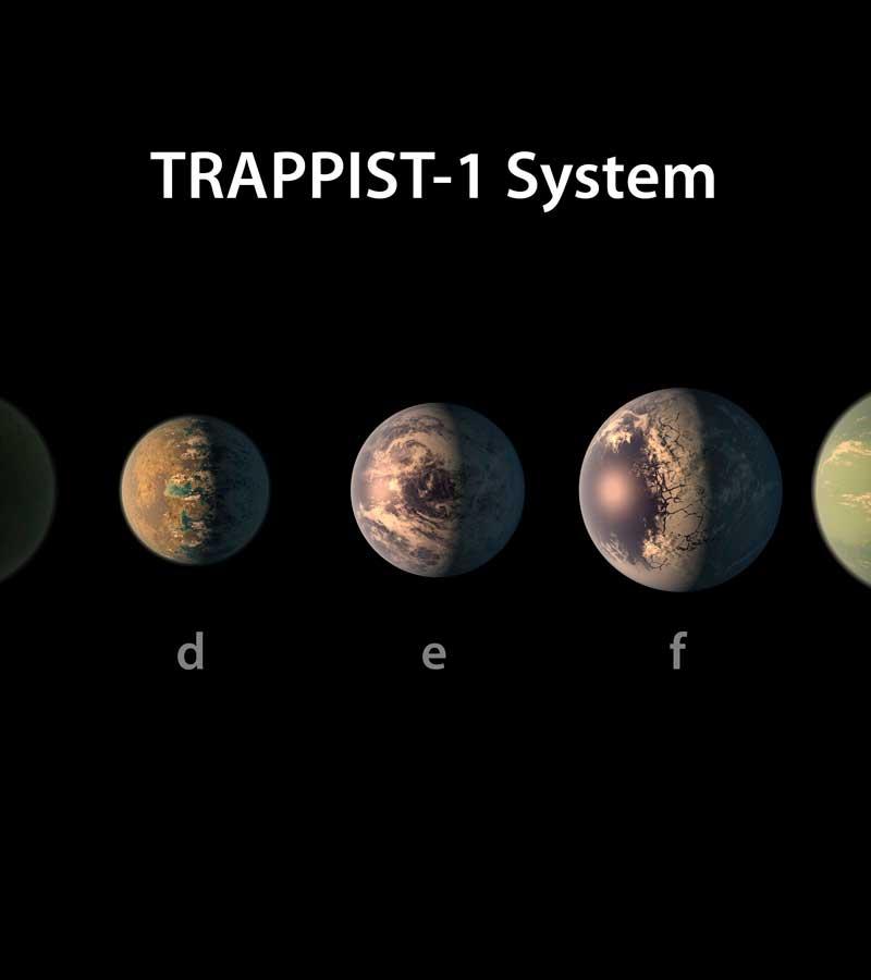 Así ha contado la NASA en Facebook el descubrimiento de Trappist-1