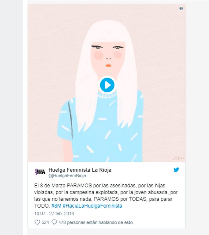 #8M #HaciaLaHuelgaFeminista