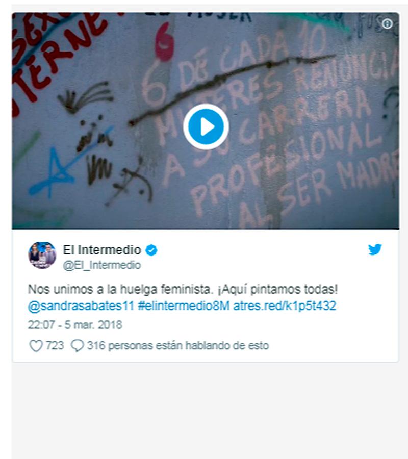 #AquíPintamosTodas