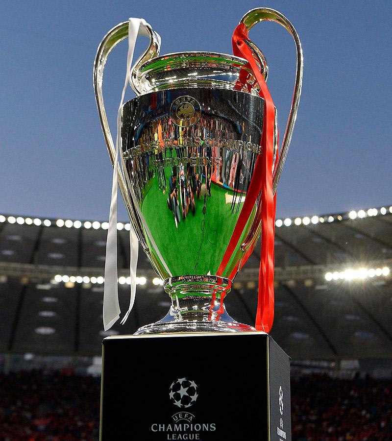 El Real Madrid levanta en Kiev su 13ª Champions.