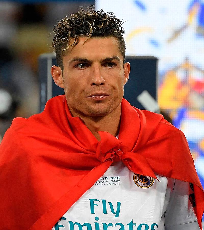 El portugués acaparó todas las miradas por sus declaraciones.
