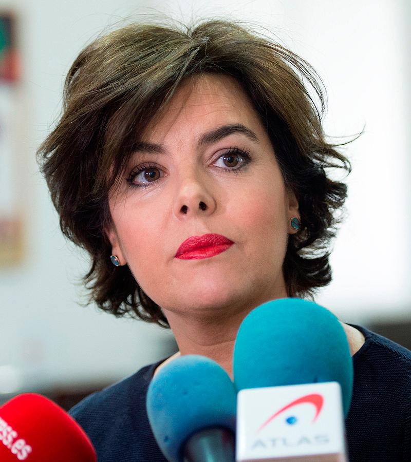 Soraya Sáenz de Santamaría (PP)