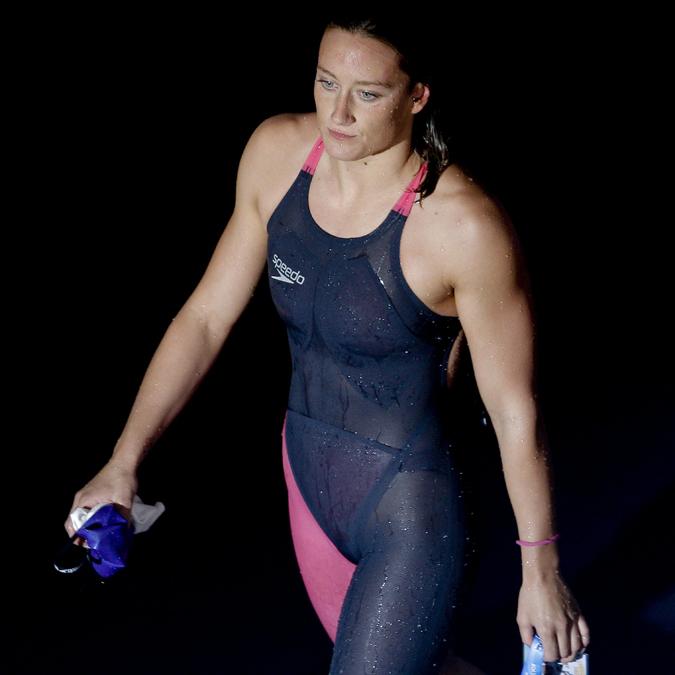 Mireia Belmonte, campeona olímpica en 200 mariposa