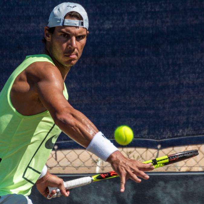 Rafael Nadal, número uno de la ATP