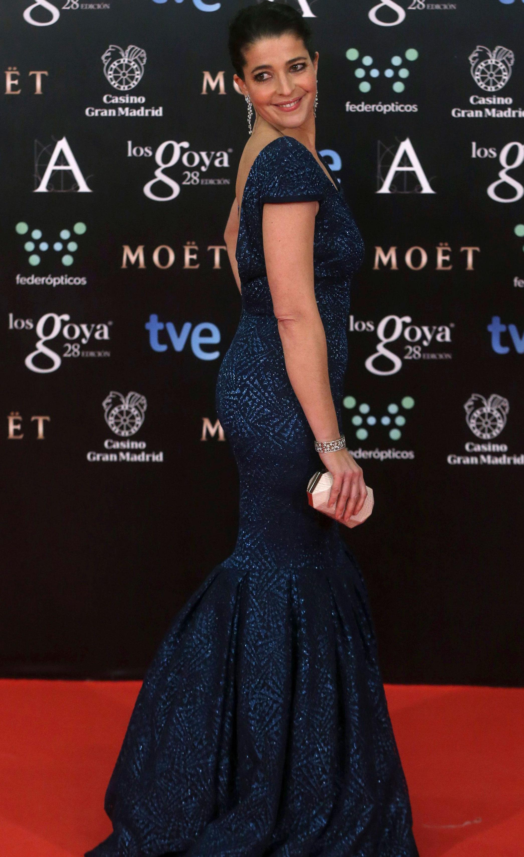 La alfombra roja de Los Premios Goya - Premios Goya 2014 ...