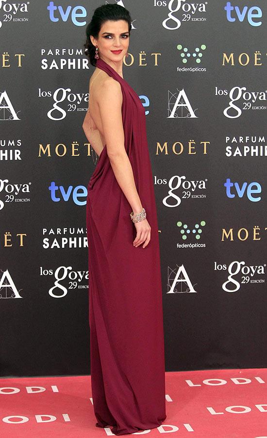 La alfombra roja de Los Premios Goya RTVE.es