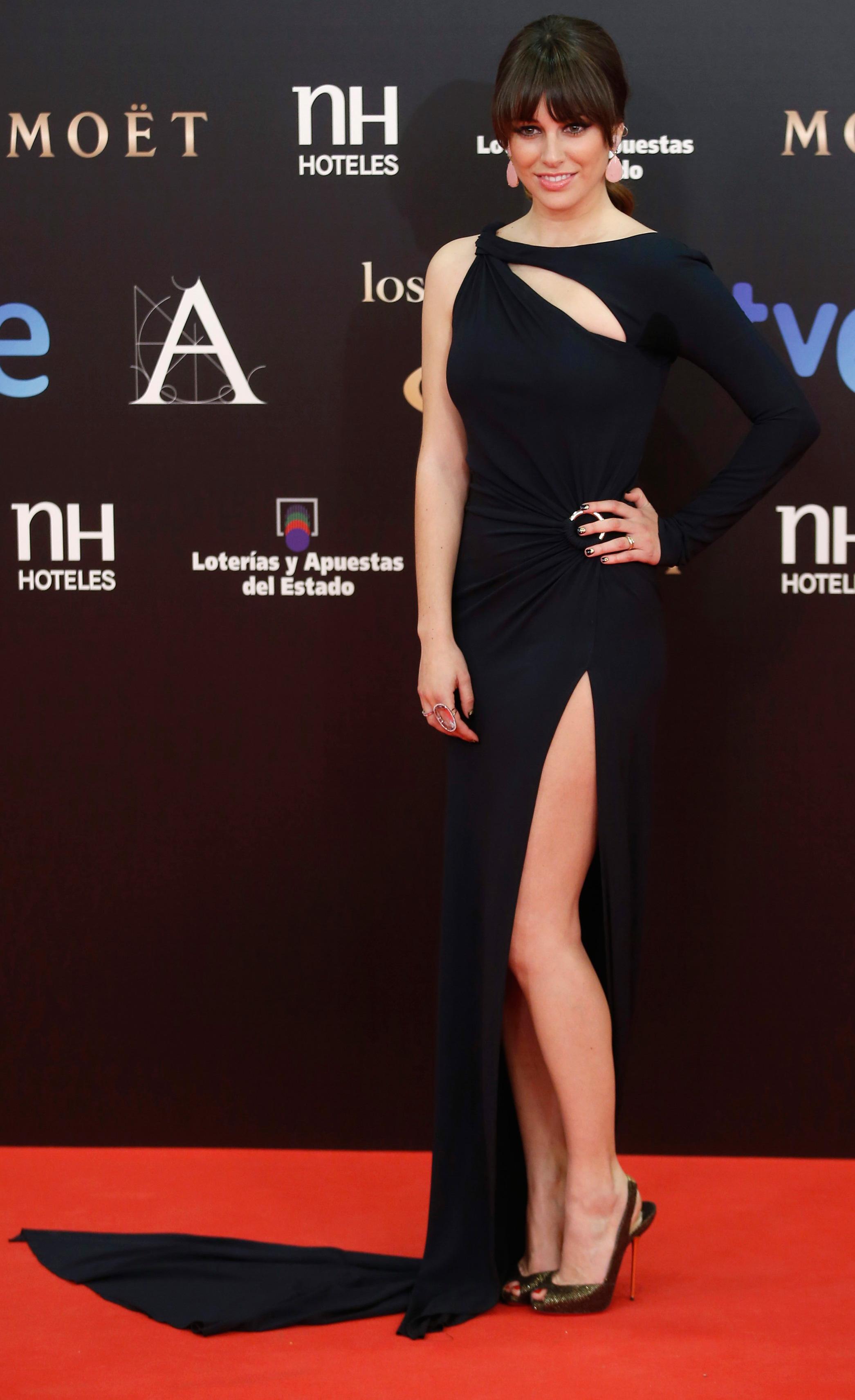 Blanca Suárez, Premios Goya 2013