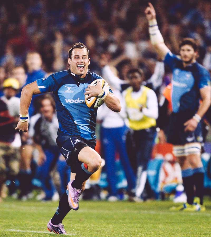 El rugby 7 no es un deporte de confrontación, sino de evasión