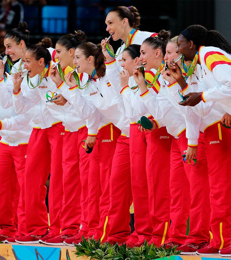Descubre quiénes son las jugadoras españolas y cómo ha sido su partido ante Serbia