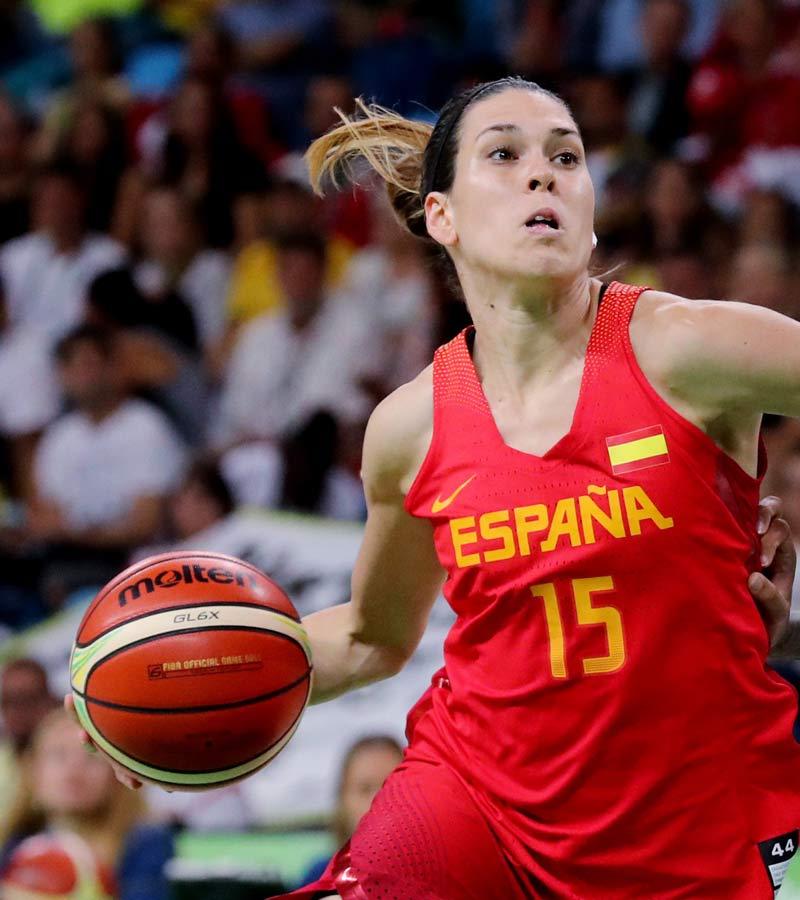 Selección española de baloncesto en la final de Río 2016