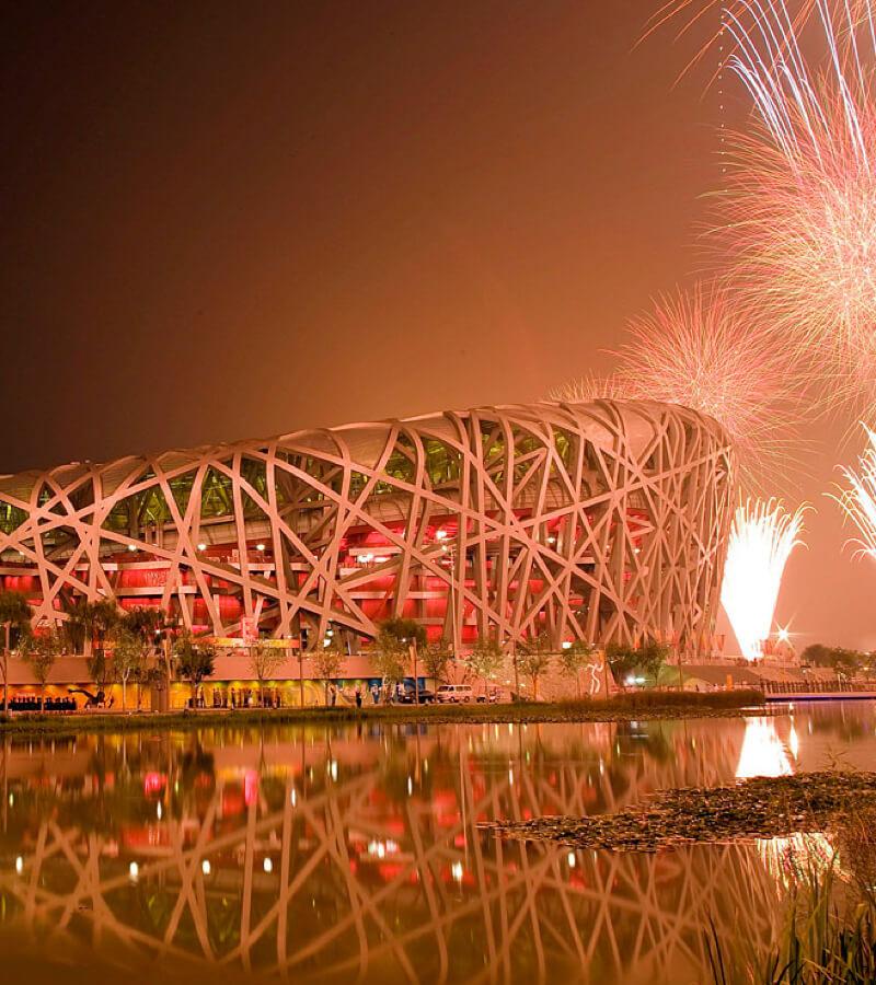 Inauguración de los Juegos Olímpicos Río 2016