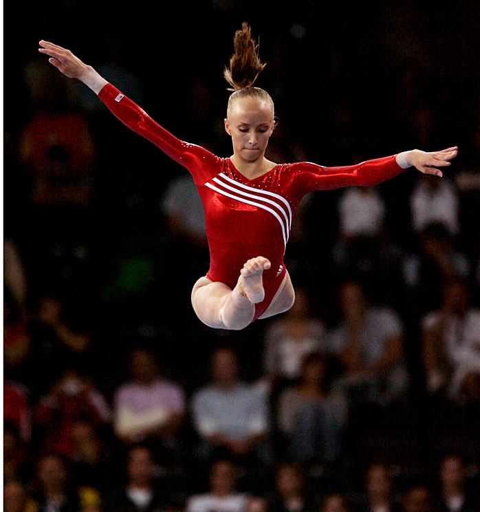 ¿Cuál es la mejor gimnasta de la historia?
