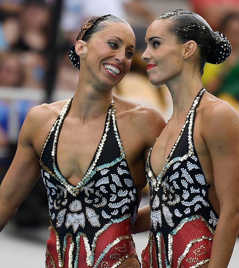 ¿Cuál es el mejor bañador de natación sincronizada de Río 2016?