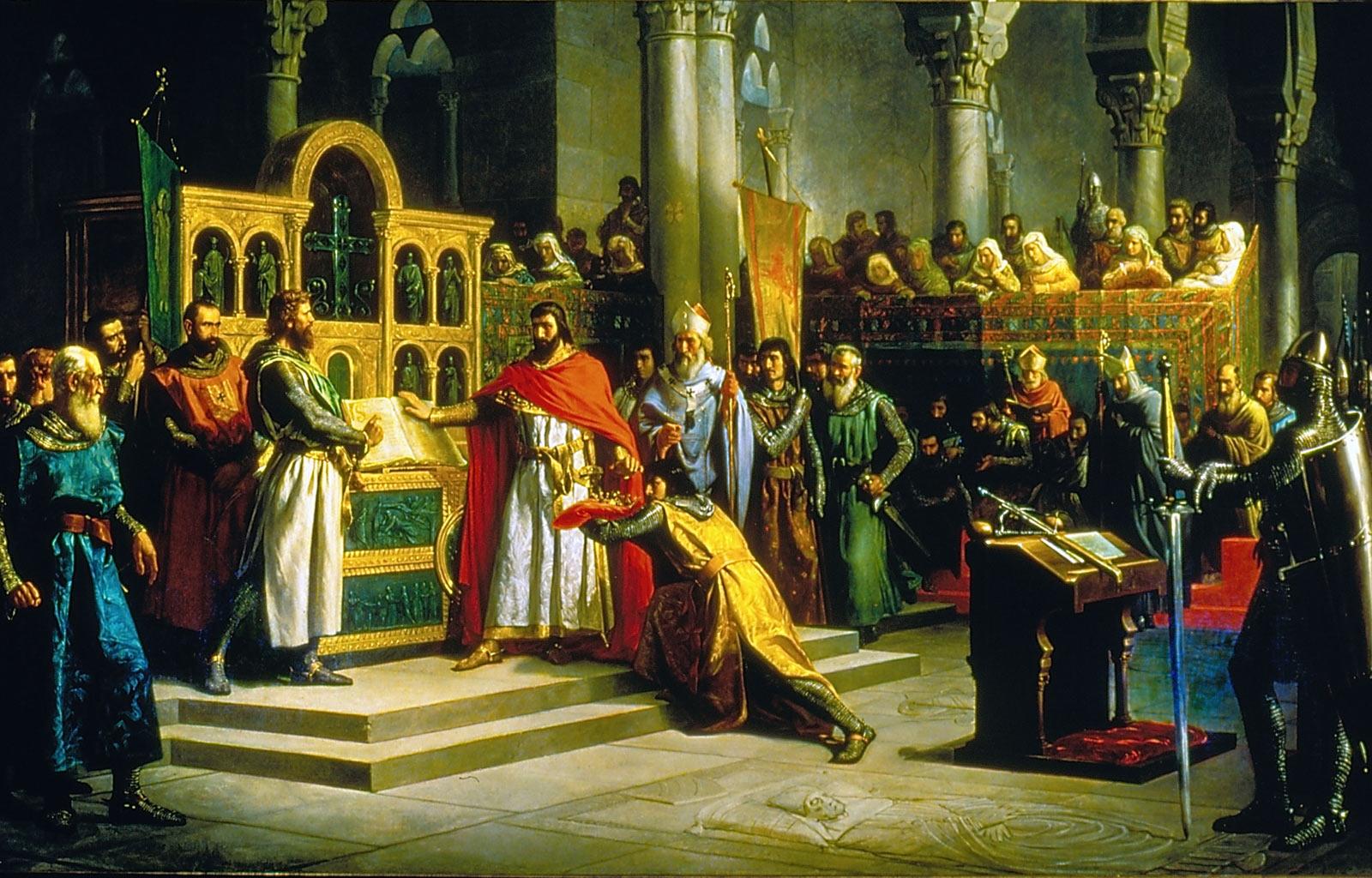 Conquista De Granada La Toma De Granada 1491 1492 Lab Rtve Es