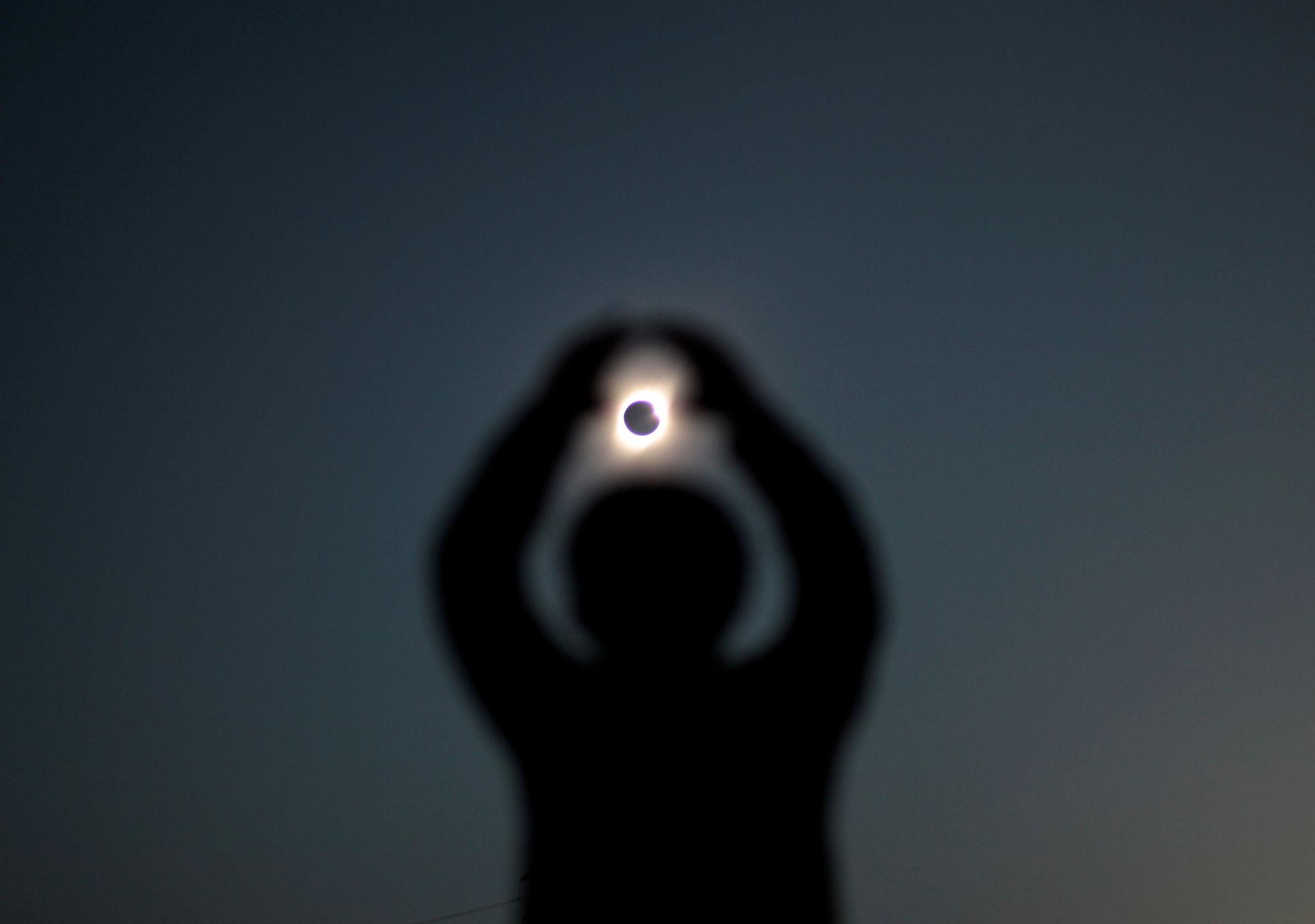 El primer y único eclipse solar del año 2019