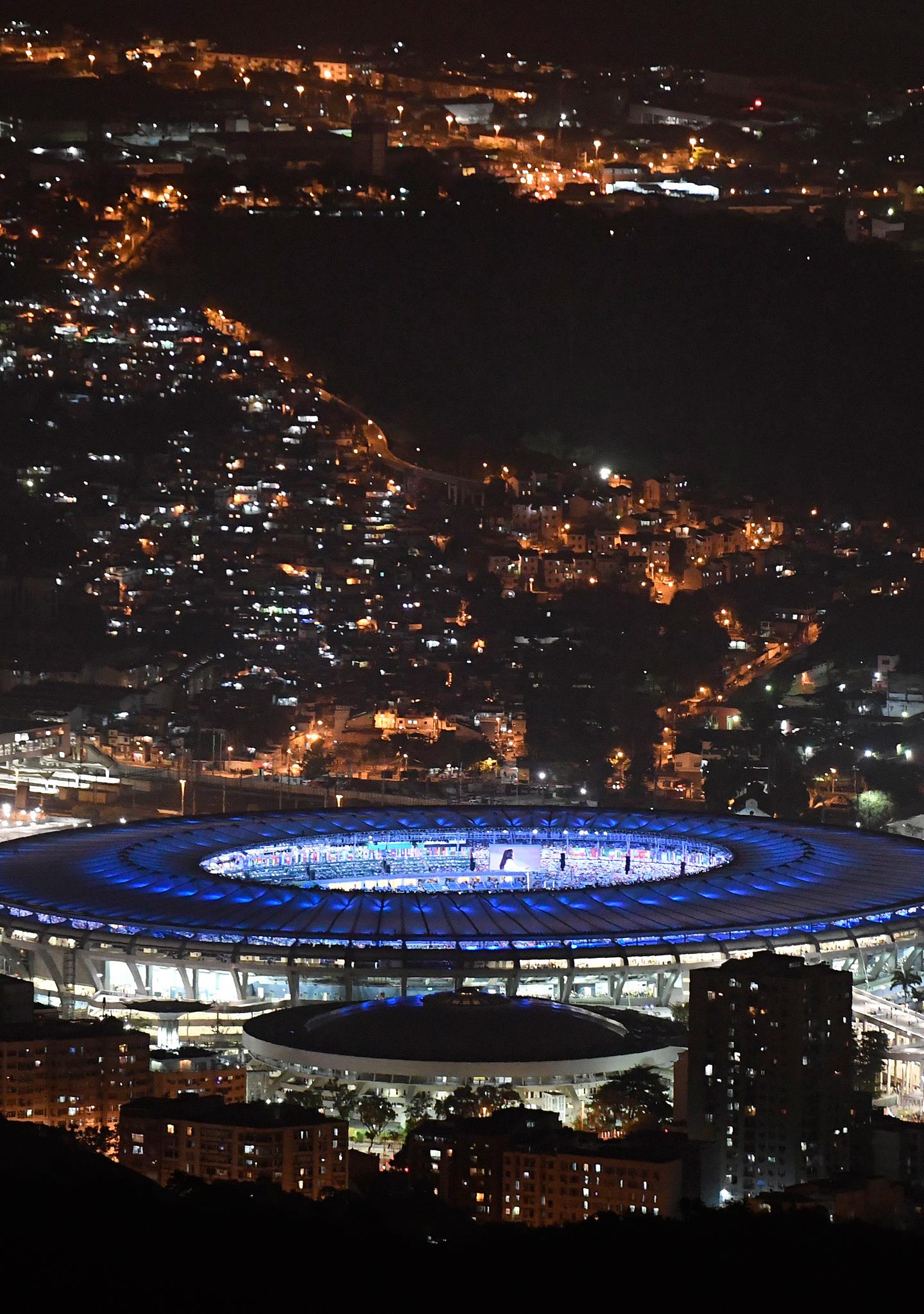 Maracana, un escenario inolvidable