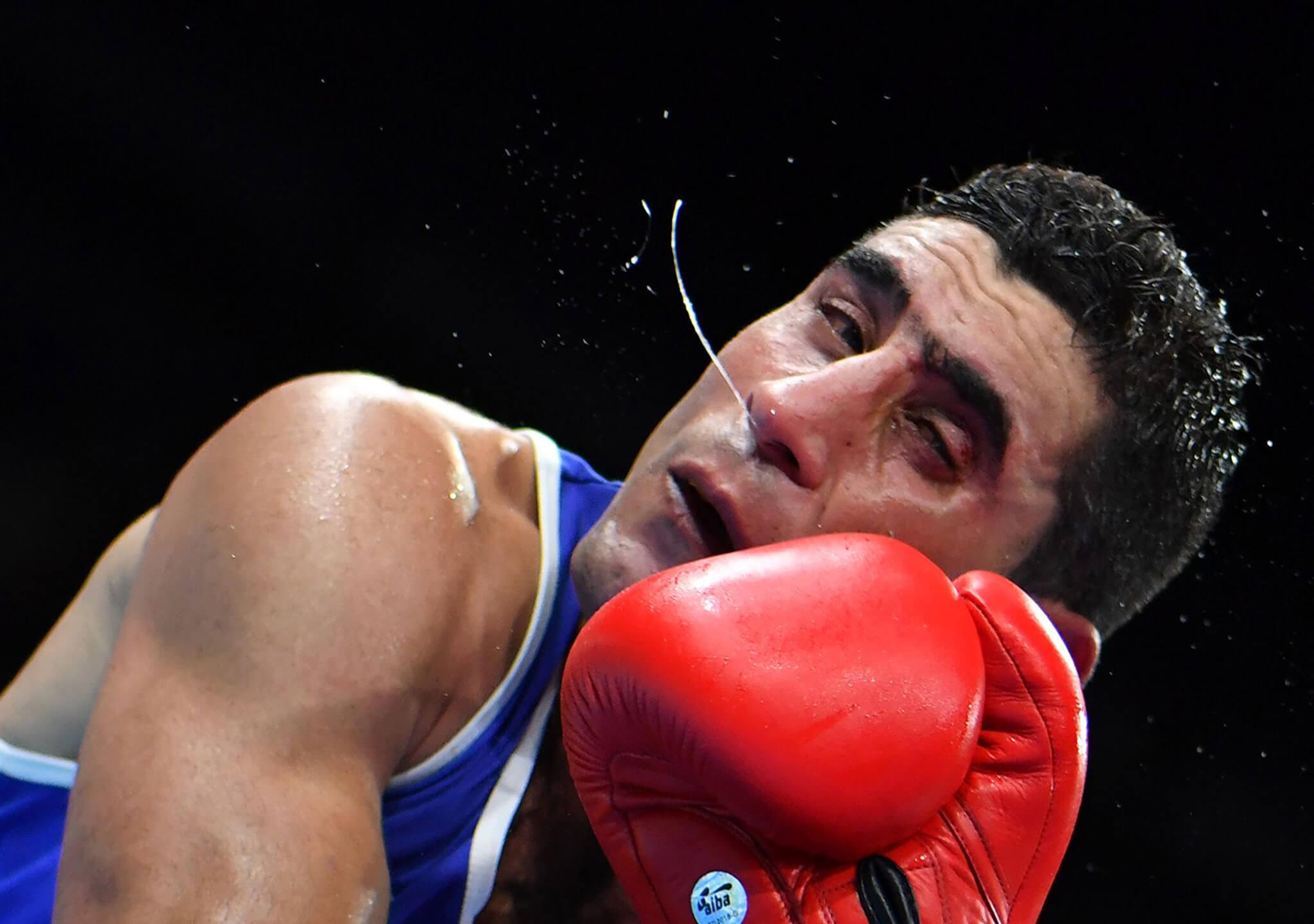 Mítica de boxeo