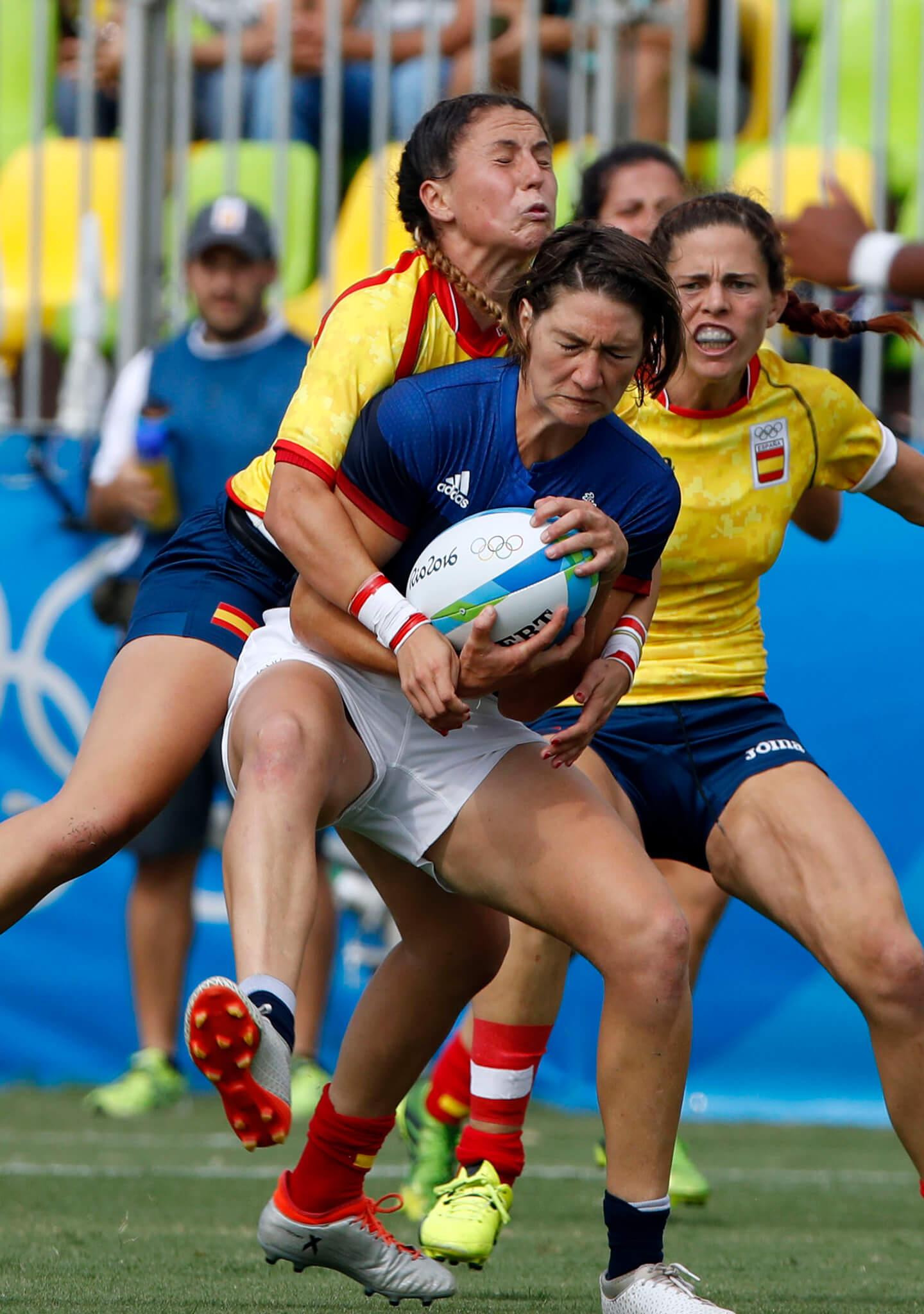 No hay Rugby sin dolor